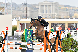 May 5, 2017 - Versailles, France - PREMIERE EDITION DU JUMPING INTERNATIONAL DU CHATEAU DE VERSAILLES (Credit Image: © Visual via ZUMA Press)