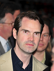 © under license to London News Pictures. 07/04/2011 Jimmy Carr attends the press night for Betty Blue Eyes a new Cameron Mackintosh play about a royal wedding, adapted from the film A Private Function at the Ivor Novello Theatre , Aldwych London. Photo credit should read ALAN ROXBOROUGH /LNP