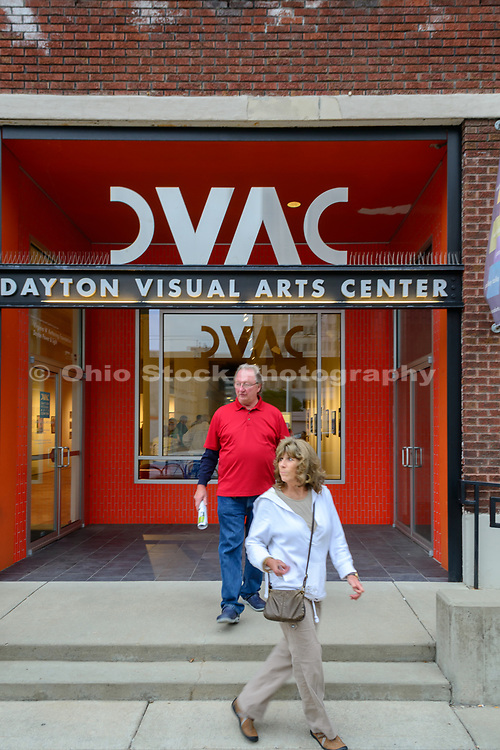 The Dayton Visual Arts Center in Dayton, Ohio.