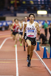 New Balance High School National Indoor Track & Field Championships: boy's mile, Grant Fisher, MI