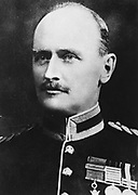 Edmund Allenby, 1st Viscount Allenby (1861-1936) a British soldier. Served in Second Boer War (1899-1902) and in World War  I commanded the Egyptian Expeditionary Force in Palestine and Syria.
