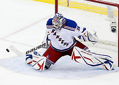 October 5, 2009: New York Rangers at New Jersey Devils