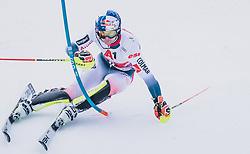 26.01.2020, Streif, Kitzbühel, AUT, FIS Weltcup Ski Alpin, Slalom, Herren, im Bild Alexis Pinturault (FRA) // Alexis Pinturault of France in action during his run in the men's Slalom of FIS Ski Alpine World Cup at the Streif in Kitzbühel, Austria on 2020/01/26. EXPA Pictures © 2020, PhotoCredit: EXPA/ JFK