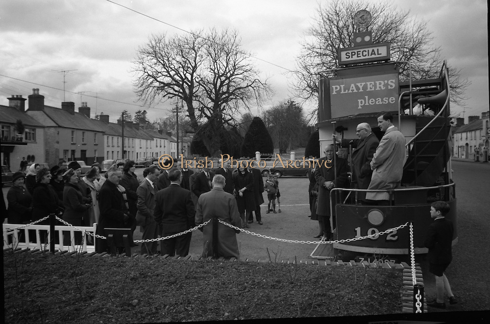 Tidy Towns Presentation to Virginia, Co. Cavan. .28.02.1965