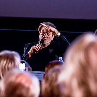 9th Film Festival in Lyon - Masterclass Eddie Michell