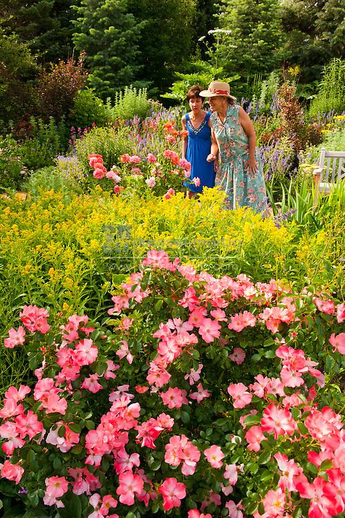 Romantic Gardens