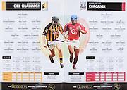 All Ireland Senior Hurling Championship Final,.03.09.2006, 09.03.2006, 3rd September 2006,.Senior Kilkenny 1-16, Cork 1-13,.Minor Tipperary 2-18, Galway 2-7.3092006AISHCF,.Kilkenny, 1 James McGarry, Bennetsbridge, 2 Michael Kavangah, St Lachtains, 3 Noel Hickey, Dunnamaggin, 4 Jackie Tyrrell, James Stephens, 5 James Ryall, Graig Ballycallan, 6 John Tennyson, Carrickshock, 7 Tommy Walsh, Tullaroan, 8 Derek Lyng, Emeralds, 9 James Cha Fitzpatrick, Ballhale Shamrocks, 10 Richard Power, Carrickshock, 11 Henry Shefflin, Ballyhale Shamrocks, 12 Eoin Larkin, James Stephens, 13 Eddie Brennan, Graig Ballycallan, 14 Martin Comerford, O'Loughlin Gaels, 15 Aidan Fogarty, Emeralds, subs, PJ Ryan, Brian Hogan, Richie Mullally, Michael Fennelly, John Dalton, Stephen Maher, PJ Delaney, Austin Murphy, Sean Cummins, Eoin Reid, Seaghan O'Neill, ..Cork, 1 Donal Og Cusack, Cloyne, 2 Brian Murphy, Bride Rovers, 3 Diarmuid O'Sullivan, Cloyne, 4 Pat Mulcahy, Newtownshandrum, 5 John Gardiner, Na Piarsaigh. 6 Ronan Curran, St Finbarr's, 7 Sean Og O hAilpin, Na Piarsaigh, 8 Tom Kenny, Grenagh, 9 Jerry O'Connor, Newtownshandrum, 10 Timmy McCarthy, Castlelyons, 11 Niall McCarthy, Carrigtwohill, 12 Ben O'Connor, Newtownshandrum, 13 Neil Ronan, Ballyheal, 14 Brian Corcoran, Erin's Own, 15 Joe Dean, Killeagh, subs, Anthony Nash, Wayne Sherlock, Cian O'Connor, Killian Cronin, 20 Peter Kelly, 21 Kevin Hartnett, 22 Cathal Naughton, 23 Kieran Murphy, 24 Conor Cusack, 25 Martin Coleman, 26 Shane O'Neill, Patrick Cronin, Kieran Murphy, Ciaran McGann, .