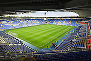 The Madejski Stadium, before the Sky Bet Championship match between Reading and Derby County at the Madejski Stadium, Reading, England on 15 September 2015. Photo by David Charbit.