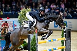 Egfer Steffen, GER, Dapardie<br /> Veolia Championat<br /> Braunschweig - Löwenclassics 2019<br /> © Hippo Foto - Stefan Lafrentz