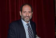 Roma 1 Febbraio 2013.Manifestazione elettorale, della lista  Rivoluzione Civile sui temi  della solidarietà sociale e dei diritti civili. Antonio Ingroia
