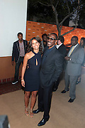 June 30, 2012-Los Angeles, CA : (L-R) TV Personality Rosci and Actor Eddie Murphy attends the 2012 BET Pre-Awards Reception held at Union Station on June 30, 2012 in Los Angeles, California. The BET Awards were established in 2001 by the Black Entertainment Television network to celebrate African Americans and other minorities in music, acting, sports, and other fields of entertainment over the past year. The awards are presented annually, and they are broadcast live on BET. (Photo by Terrence Jennings)