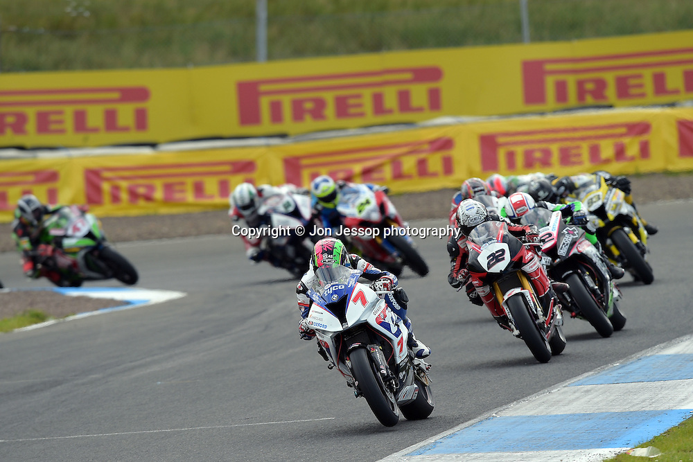 #7 Michael Laverty Tyco BMW Motorrad MCE British Superbikes
