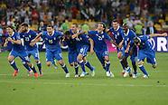Fussball EURO 2012 Viertelfinale: England - Italien