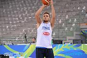DESCRIZIONE: Torino FIBA Olympic Qualifying Tournament Allenamento<br /> GIOCATORE: Stefano Tonut<br /> CATEGORIA: Nazionale Italiana Italia Maschile Senior Allenamento<br /> GARA: FIBA Olympic Qualifying Tournament Semifinale Allenamento<br /> DATA: 09/07/2016<br /> AUTORE: Agenzia Ciamillo-Castoria