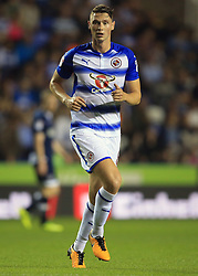 22 August 2017 -  EFL Cup Round Two - Reading v Millwall - George Evans of Reading - Photo: Marc Atkins/Offside