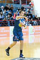 Alexandru Csepreghi - 10.12.2014 - Creteil / Istres - 13eme journee de D1<br /> Photo : Andre Ferreira / Icon Sport