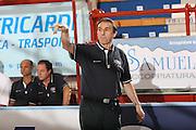 PORTO SAN GIORGIO 10 SETTEMBRE 2008<br /> BASKET QUALIFICAZIONI EUROPEI<br /> ITALIA-UNGHERIA<br /> NELLA FOTO RECALCATI<br /> FOTO CIAMILLO