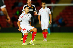 Goal scorer Vitolo of Sevilla - Mandatory by-line: Jason Brown/JMP - Mobile 07966 386802 31/07/2015 - SPORT - FOOTBALL - Watford, Vicarage Road - Watford v Sevilla - Pre-Season Friendly