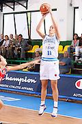 DESCRIZIONE : Chieti Italy Italia Eurobasket Women 2007 Italia Russia Italy Russia<br /> GIOCATORE : Raffaella Masciadri<br /> SQUADRA : Italia Italy<br /> EVENTO : Eurobasket Women 2007 Campionati Europei Donne 2007<br /> GARA : Italia Russia Italy Russia<br /> DATA : 24/09/2007<br /> CATEGORIA : Tiro<br /> SPORT : Pallacanestro <br /> AUTORE : Agenzia Ciamillo-Castoria/E.Castoria<br /> Galleria : Eurobasket Women 2007<br /> Fotonotizia : Chieti Italy Italia Eurobasket Women 2007 Italia Russia Italy Russia<br /> Predefinita :