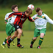 Boys Under 12 Soccer Semi Final Galway v Donegal