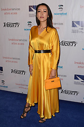 Jane Wu, at the 2016 TMA Heller Awards, Beverly Hilton Hotel, Beverly Hills, CA 11-10-16. EXPA Pictures © 2016, PhotoCredit: EXPA/ Avalon/ Martin Sloan<br /> <br /> *****ATTENTION - for AUT, SLO, CRO, SRB, BIH, MAZ, SUI only*****