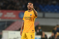 October 28, 2018 - Naples, Naples, Italy - Juan Jesus of AS Roma during the Serie A TIM match between SSC Napoli and AS Roma at Stadio San Paolo Naples Italy on 28 October 2018. (Credit Image: © Franco Romano/NurPhoto via ZUMA Press)