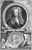 Britain, UK, Isaac Newton, 1642-1727 AD