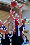 Indiana Elite North vs South Girls Basketball 2013