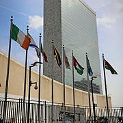 United Nations Headquarters NEW YORK<br /> ONU Palazzo di vetro