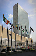 United Nations Headquarters NEW YORK<br />