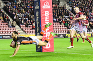 Wigan Warriors v Castleford Tigers 060417