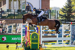 Ballard Erynn, CAN, Fellini S<br /> Spruce Meadows Masters - Calgary 2019<br /> © Dirk Caremans<br />  04/09/2019