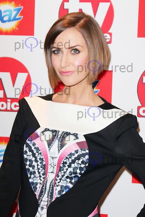 Katherine Kelly, TV Choice Awards, The Dorchester Hotel, London UK, 09 September 2013, Photo by Richard Goldschmidt