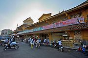 Cholon (Chinatown). Binh Tay Market.