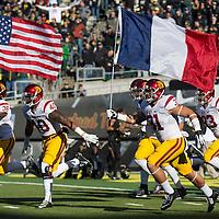 USC v Oregon 1st Half