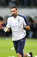 Milano - Play off Qualificazioni Russia 2018   -  Italia-Svezia  nella  foto: Gianluigi Buffon