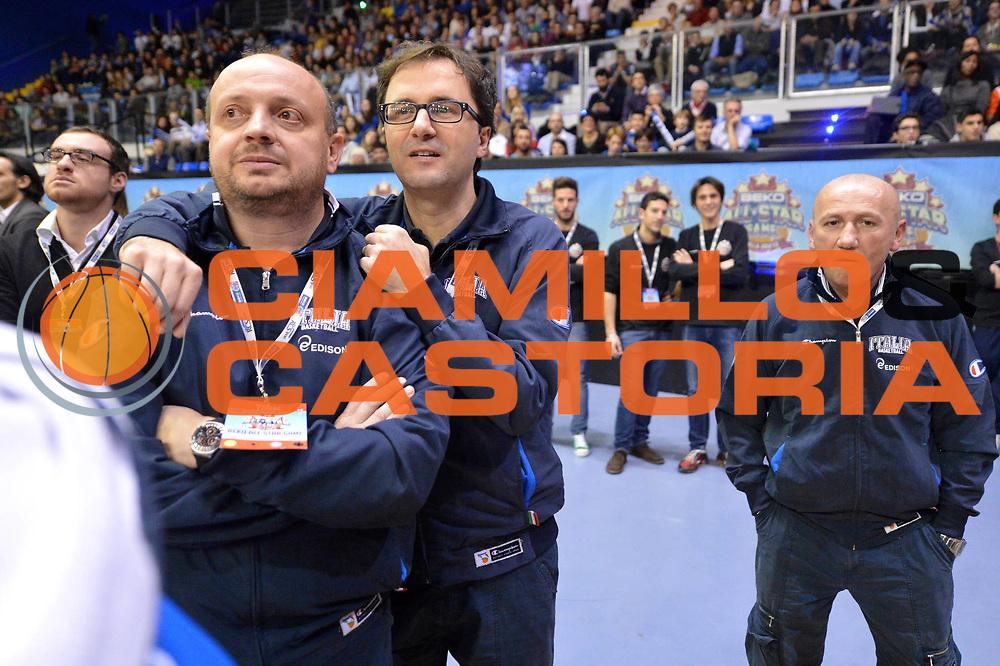 DESCRIZIONE : Biella Beko All Star Game 2012-13<br /> GIOCATORE : Fioretti Capobianco Dalmonte<br /> CATEGORIA : ritratto<br /> SQUADRA : Italia<br /> EVENTO : All Star Game 2012-13<br /> GARA : Italia All Star Team<br /> DATA : 16/12/2012 <br /> SPORT : Pallacanestro<br /> AUTORE : Agenzia Ciamillo-Castoria/GiulioCiamillo<br /> Galleria : FIP Nazionali 2012<br /> Fotonotizia : Biella Beko All Star Game 2012-13<br /> Predefinita :
