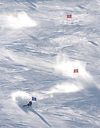 2/20/06 -- The 2006 Torino Winter Olympics -- Sestriere , Italy. -- Alpine Skiing - Men's Giant Slalom -- .****** This information is from the original assignment and is for reference only.  Please remove from final caption. *********** ..Photo by Scott Sady, USA TODAY staff.