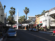 Downtown Brea California