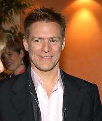 Musician BRYAN ADAMS at a party attended by HRH The Countess of Wessex to celebrate the 5th birthday of Breast Cancer Haven's - The London Haven, Effie Road, London on 10th February 2005.<br />