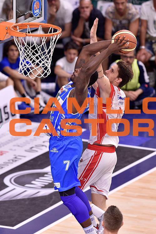 DESCRIZIONE : Sassari Lega A 2014-2015 Banco di Sardegna Sassari Grissinbon Reggio Emilia Finale Playoff Gara 6 <br /> GIOCATORE : Sanders Rakim<br /> CATEGORIA : schiacciata sequenza<br /> SQUADRA : Banco di Sardegna Sassari<br /> EVENTO : Campionato Lega A 2014-2015<br /> GARA : Banco di Sardegna Sassari Grissinbon Reggio Emilia Finale Playoff Gara 6 <br /> DATA : 24/06/2015<br /> SPORT : Pallacanestro<br /> AUTORE : Agenzia Ciamillo-Castoria/GiulioCiamillo<br /> GALLERIA : Lega Basket A 2014-2015<br /> FOTONOTIZIA : Sassari Lega A 2014-2015 Banco di Sardegna Sassari Grissinbon Reggio Emilia Finale Playoff Gara 6<br /> PREDEFINITA :