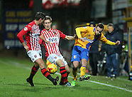 Mansfield Town v Exeter City - League 2 - 24/11/2015