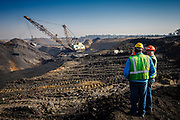 A fascinating tour of this domestic coal mine provided to Lethabo Power Station and 10% of South African power, courtesy of Anglo American
