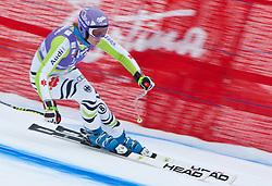 19.01.2011, Tofana, Cortina d Ampezzo, ITA, FIS World Cup Ski Alpin, Lady, Cortina, Abfahrt 1. Training, im Bild Maria Riesch (GER, #14) // Maria Riesch (GER) during FIS Ski Worldcup ladies downhill first training at pista Tofana in Cortina d Ampezzo, Italy on 19/1/2011. EXPA Pictures © 2011, PhotoCredit: EXPA/ J. Groder