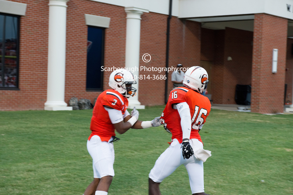 2015 Campbell University Football vs Chowan