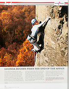 News item, Climb Magazine
