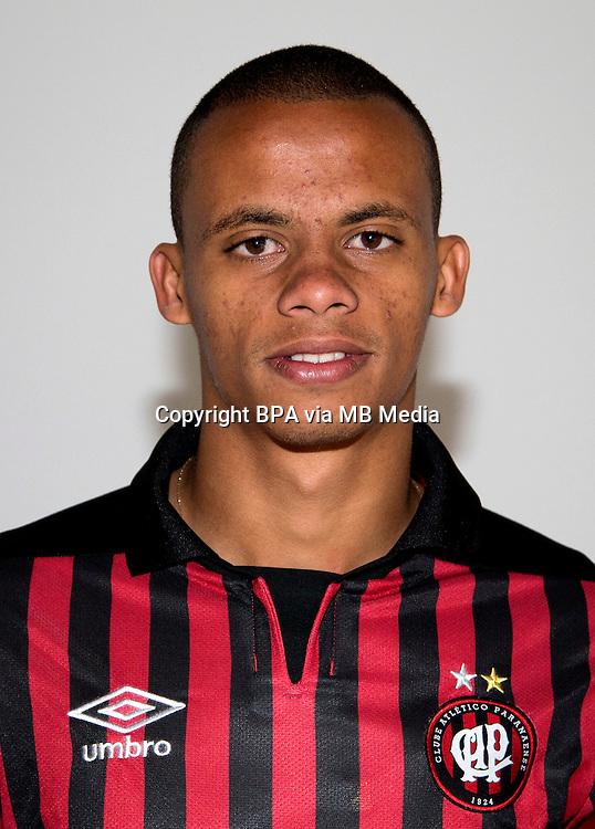 Brazilian Football League Serie A /<br /> ( Clube Atletico Paranaense ) -<br /> Cleberson Martins de Souza