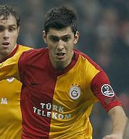 Galatasaray team player - Ceyhun Gulselam