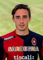 Italian League Serie A -2014-2015 / <br /> Alessandro Capello ( Cagliari Calcio )