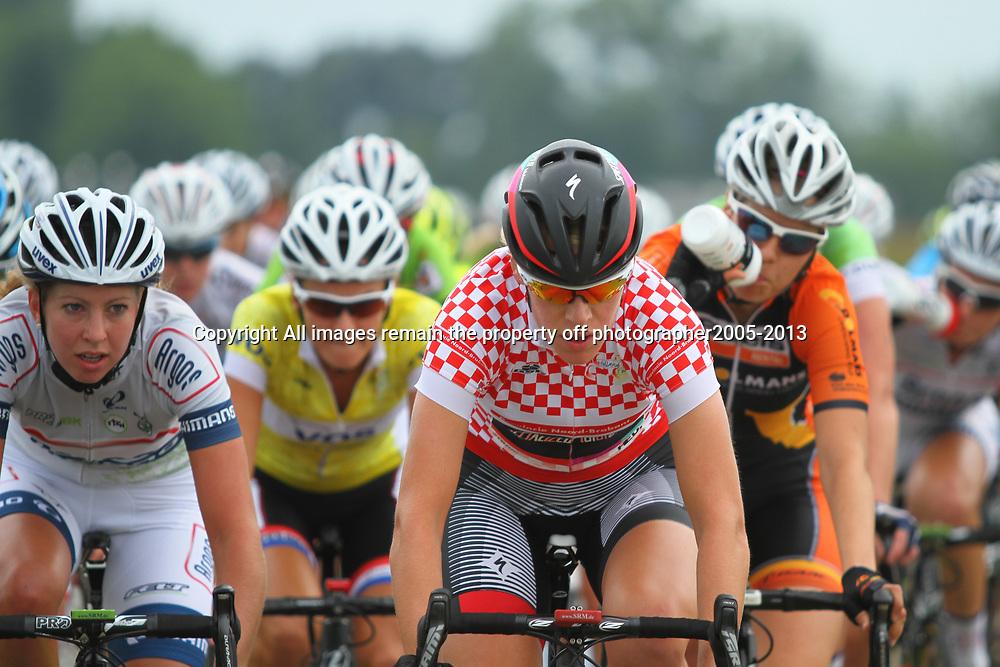 Boels Rental Ladies Tour Zaltbommel-Veen Ellen vna Dijk